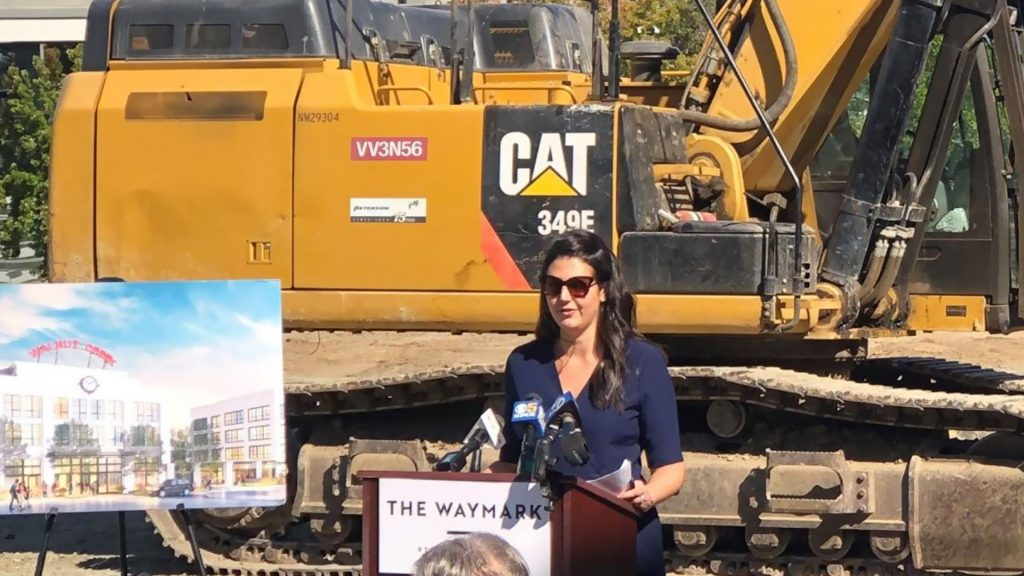 Blake Griggs Blog - Walnut Creek Transit Lifestyle Starts Construction
